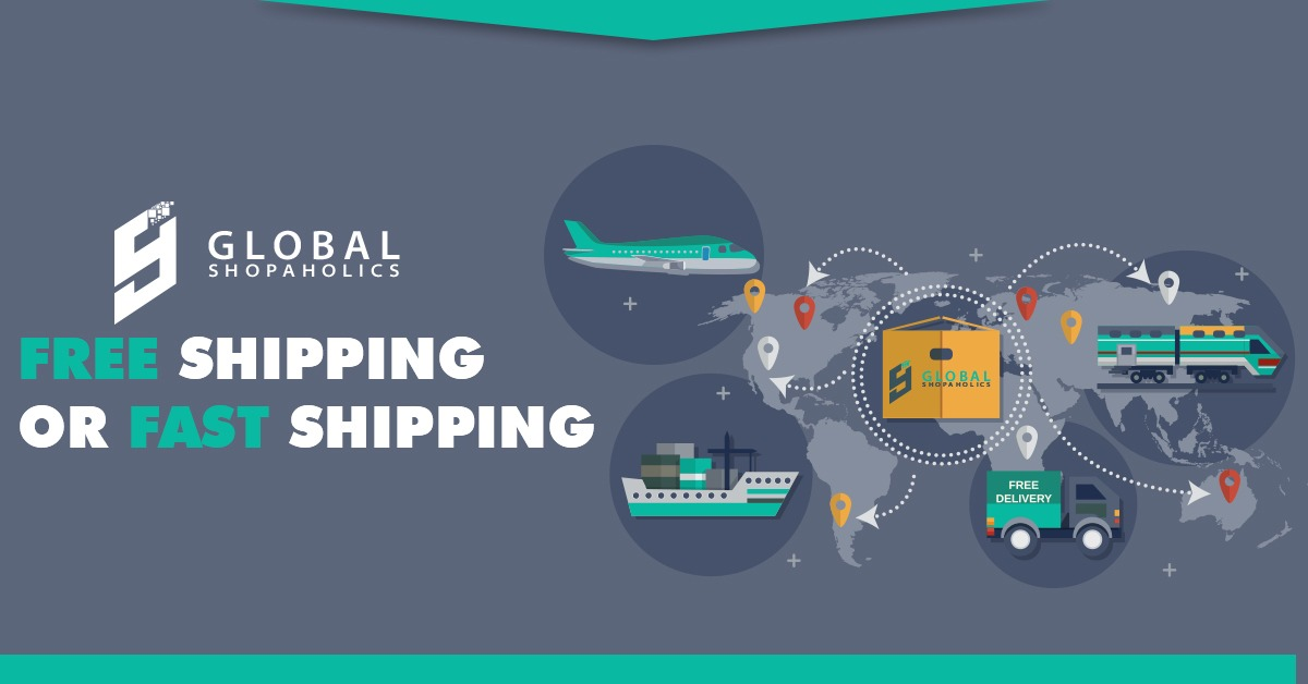 What's more important: Free Shipping or Fast Shipping?